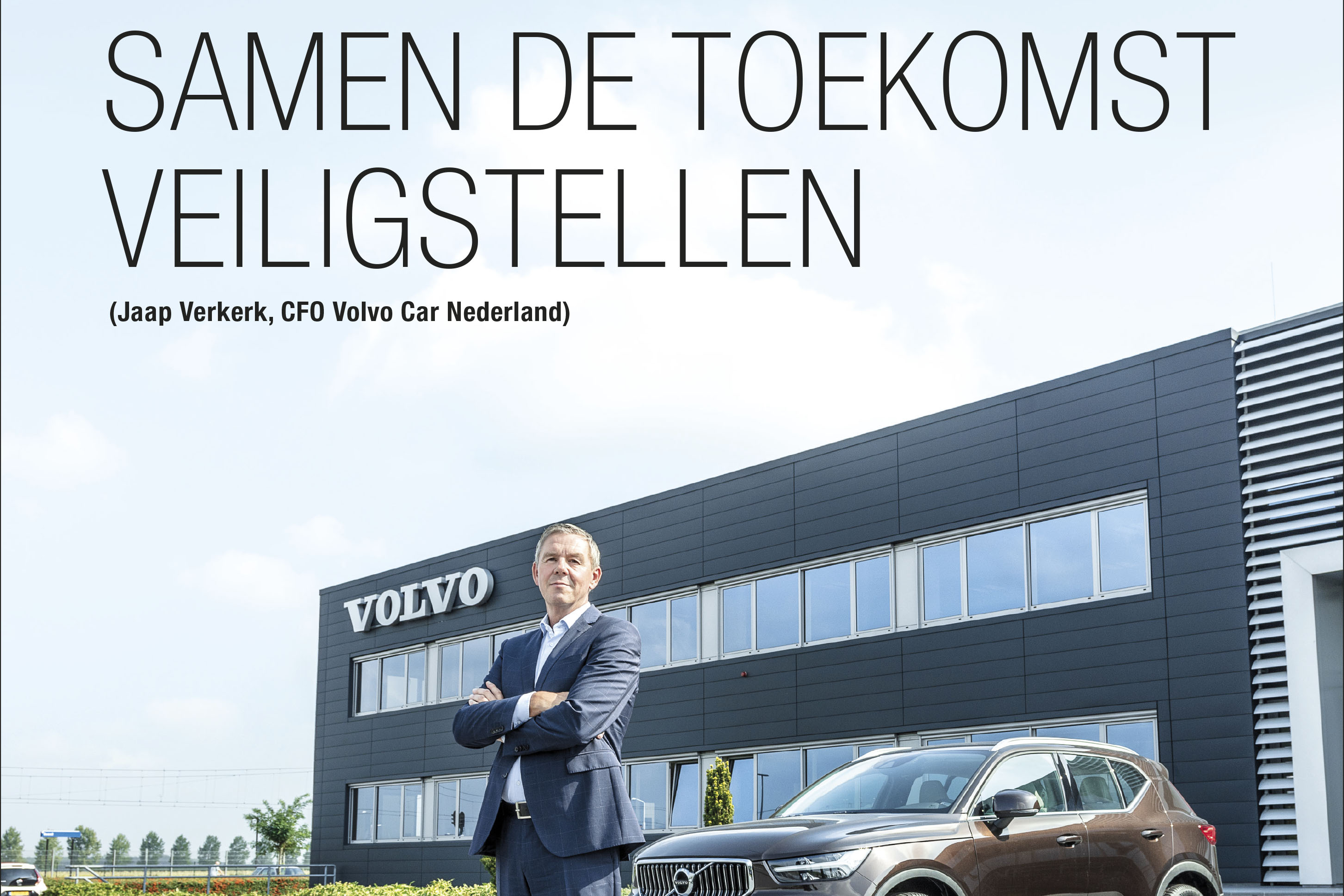 Volvo bouwt met slimme reclame aan een gemeenschap