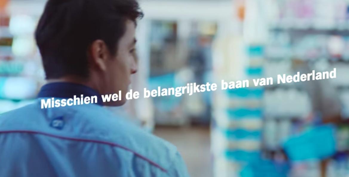 Misschien wel de belangrijkste baan van Nederland